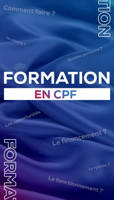 Formation CPF site